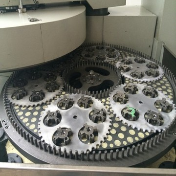 Rotor and stator CBN grinding wheel
