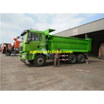 SHACMAN 25 CBM Sand Carrying Tippers