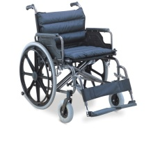 Designed Soft Comfortable Manual Wheelchair For Disabled