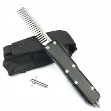 Automatic Butterfly Training Comb Knife