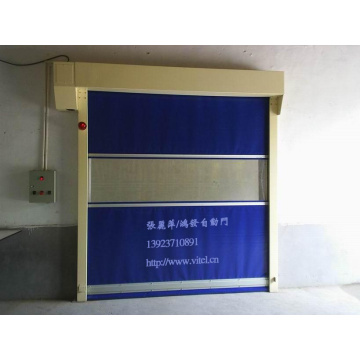 Factory Industries Fast Rolling Automatic Door