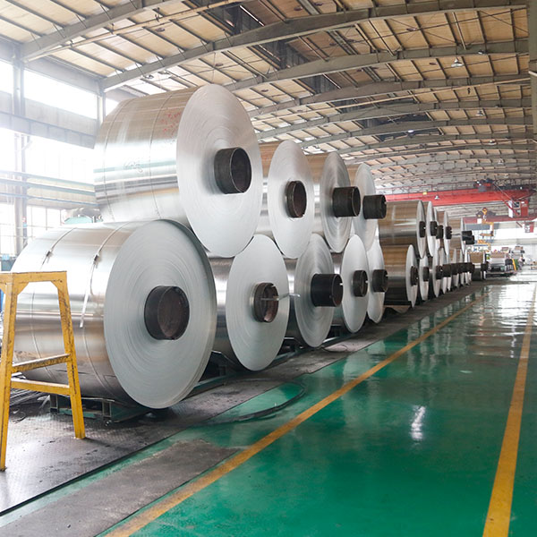 Aluminium sheet coil for food packaging price in Algeria manufacturers