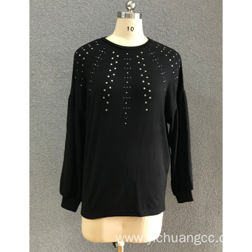 women`s  hot driling blouse
