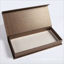 Custom Magnetic Cardboard Box With Flap Lid