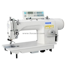 Direct Drive Computer Controlled Single Needle Lockstitch Sewing Machine