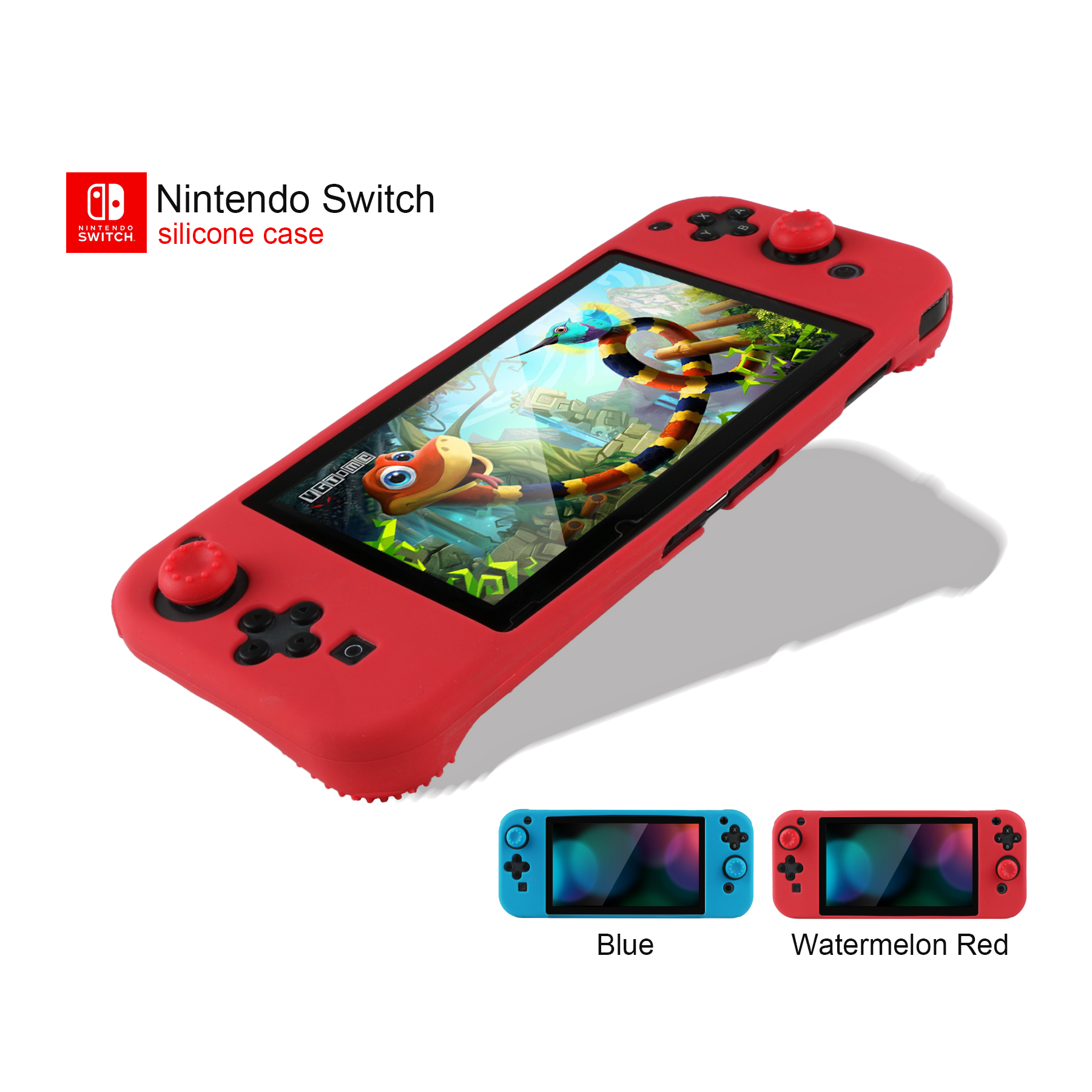 Silicon Cap For Nintendo Switch Joy-Con