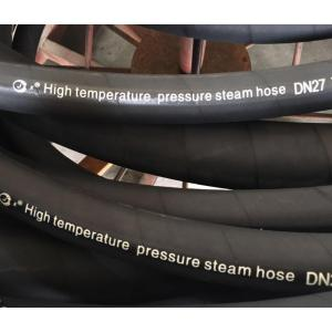 Heat Resistant Rubber Steam Hose