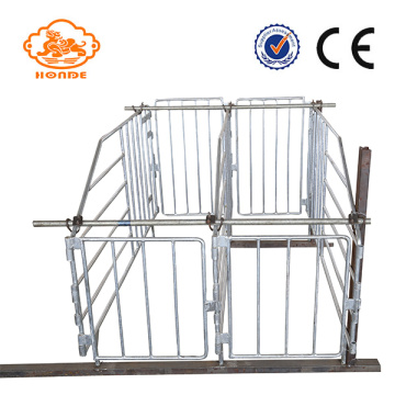 Hot sale galvanized gestation stalls