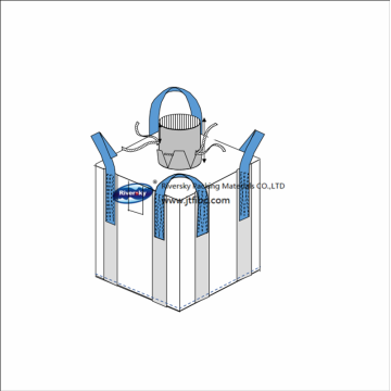 Jumbo plastic storage big bags