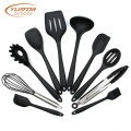 10Pcs Heat Resistant Camping Cooking Baking Tool Tongs