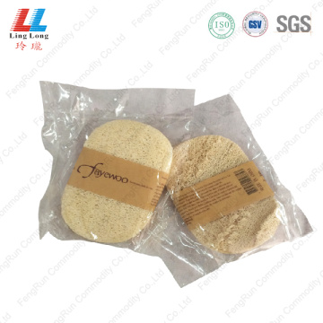Smooth effective sponge united bathing style