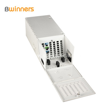 48 Cores Wall Mount Multi-Operator Fiber Distribution Hub Termianl Box