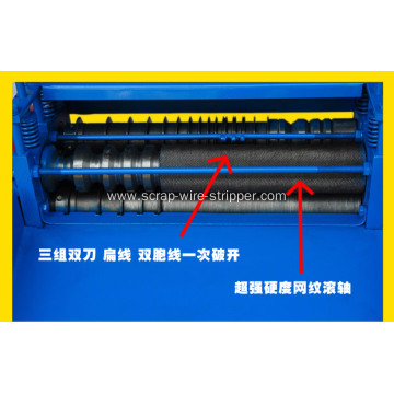 armored  electric wire dismantling tools