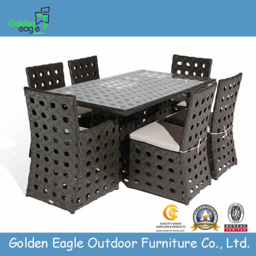 New Style Rattan Leisure Table and Chairs