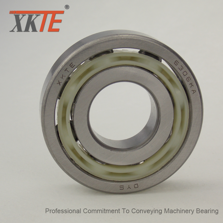 Nylon PA66 Cage Bearing For Bulk Handling Systems