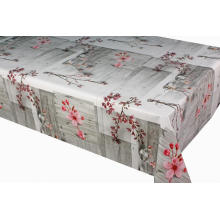 oriental plastic pvc tablecloth in roll