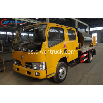 2019 Nuevo Dongfeng 2tons Bitumen Sprayer Engine