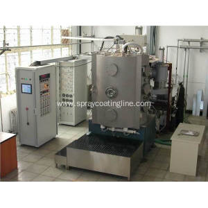 Hardware parts coating machine vacuum metalizing