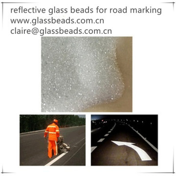 All Weather High Reflective Glass Bead