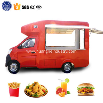 custom built food trucks
