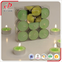 Leading for Tea Light Candles Colored aroma valentines day tealight candle supply to India Importers