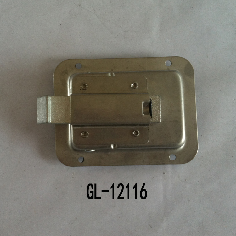 304 Stainless Steel Handle Lock Tool Box Paddle Latch