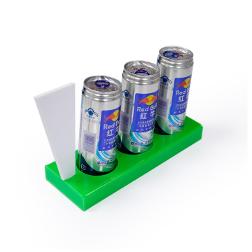Custom designs and sizes acrylic bottle display stand