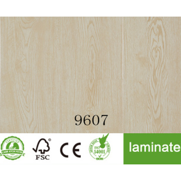 Nostalgic V-groove Paint Wood Laminate Flooring