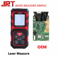 Digital laser distance measure module
