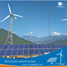 DELIGHT Wind Solar Grid-tied Energy Power System