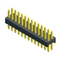 0.8 mm Pin Header Dual Row Straight Type