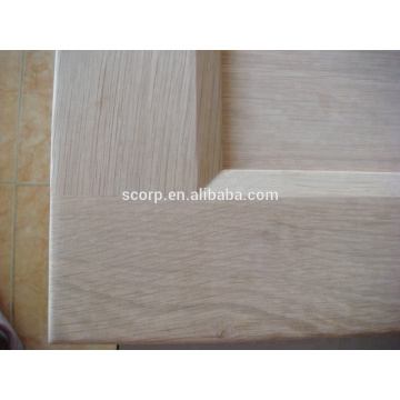 Vietnam White Oak kitchen cabinet doors