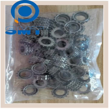 New Fashion Design for Panasonic Feeder Tape Guide SMT spares panasonic cm402 feeder gear N21004118AB supply to India Exporter
