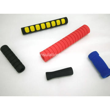 Colorful EVA Foam Tube Bike Handle Bar Grip