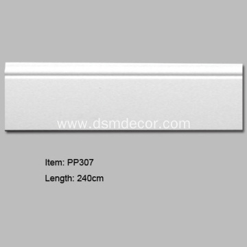 PU Skirting Boards For Wall Base