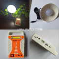 Solar Multifunctional Lighting System LED Lights