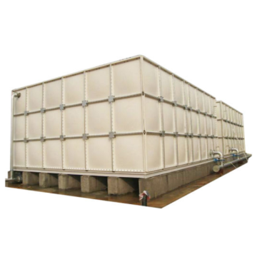 Rectangular Bolted SMC FRP Water Tank