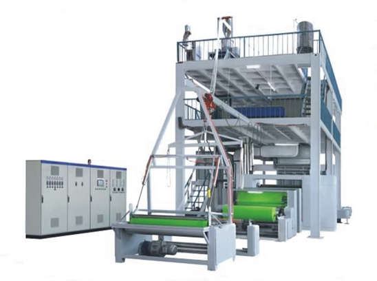 nonwoven fiber making machine
