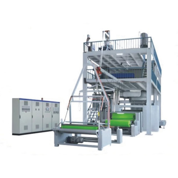 3200mm S PP Nonwoven Extruder For No Pollution