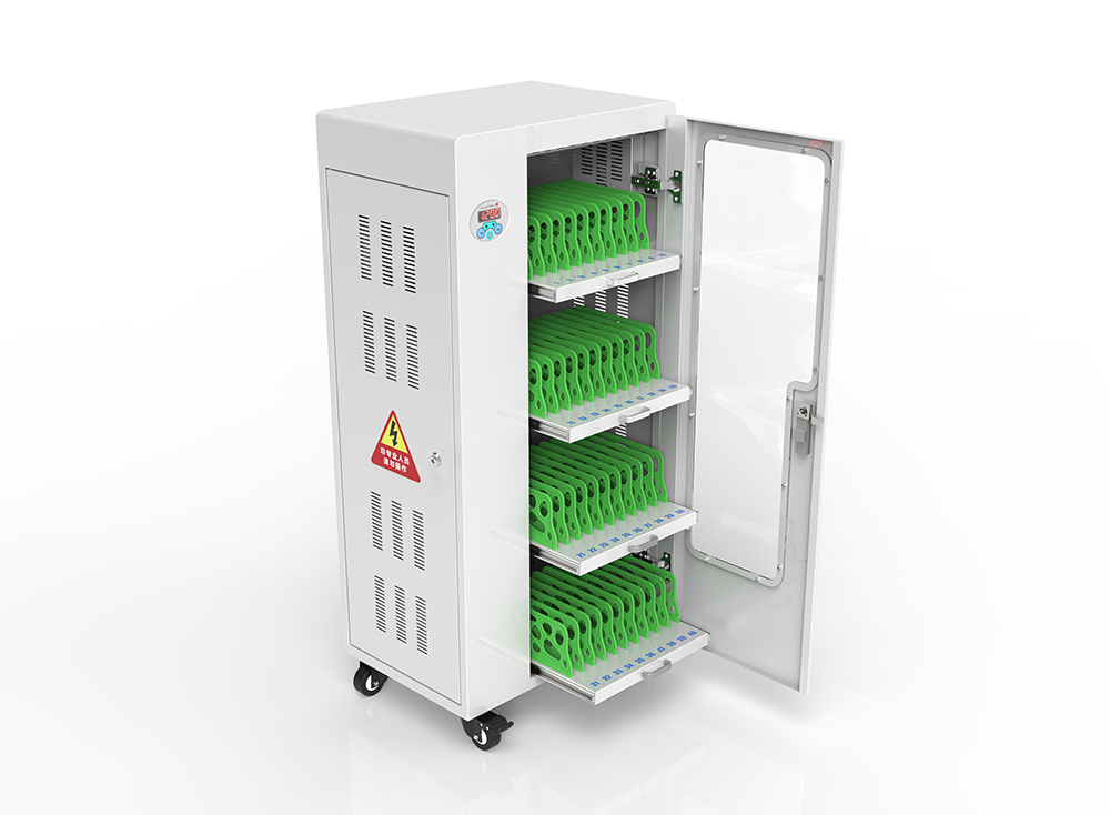 UV lamp tablets charging cabinet
