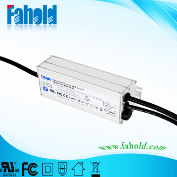 UL 80W Waterproof LED Light Driver IP67