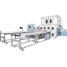China for Pillow Filling Machine High Speed Feather Quilt and Pillow Making Machine export to Slovenia Factories