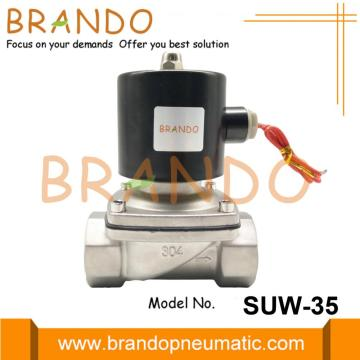 1-1/4'' SUW-35 Uni-D Type Normally Closed Solenoid Valve