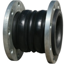 Fast Delivery for Flange Rubber Bridge Expansion Joint Double Sphere Flange Expansion Rubber Joints supply to Indonesia Wholesale