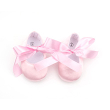 Baby Girl Pink Ballet Dancing Shoes