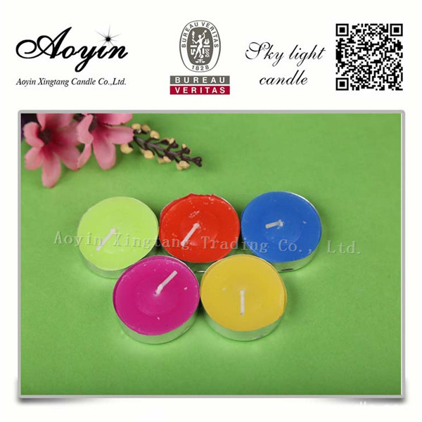 Taobao scented business tealight candle