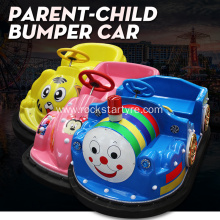 Small Bumper Car Battery Charged Bumper Car