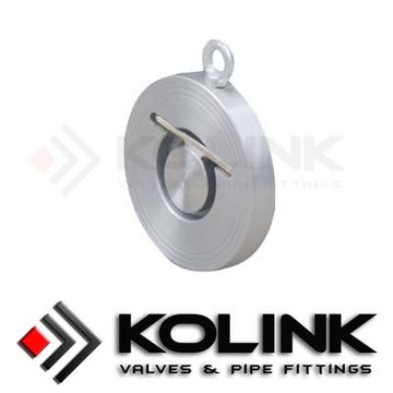 Thin Type Single-Plate Wafer Check Valve