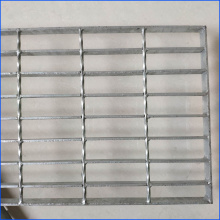 Good Quality for Galvanized Plug Steel Grating Low Carbon Metal Forge-Welded Steel Grating supply to Mali Factory