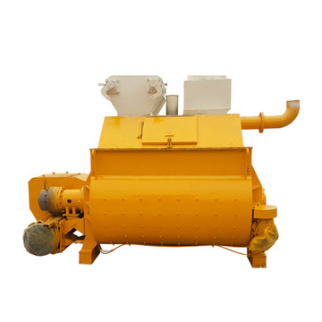 New technology cement mixer with hydraulic hopper